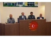Kırşehir İl Genel Meclis Üyeleri, 'Barış Pınarı Harekatı'na destek verdi