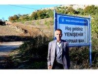 Yenişehir'de tarla yollarına Büyükşehir eli değdi