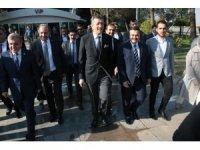 Milli Eğitim Bakanı Ziya Selçuk Şanlıurfa'da