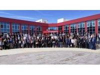 Üniversiteler Arası Kurul Sanat Dalları Konsey Toplantısı Afyonkarahisar'da yapıldı