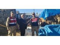 Jandarma ekipleri hayvan hırsızlarına göz açtırmıyor
