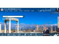 Denizli Büyükşehir Belediyesi'nin web sitesi yeni yüzüyle hizmette