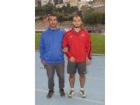Zonguldaklı sporcu İBB'ye transfer oldu