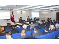 Ardahan'da 2019 Yılı 4. Dönem Koordinasyon Kurulu toplantısı yapıldı