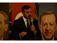 """Kocaispir: """"Barış Pınarı Harekatı toplumu tek vücut haline getirdi"""""""