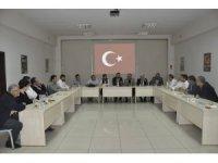 TMMOB İl Koordinasyon Kurulu toplandı