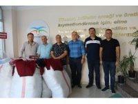 ÖTO'dan 912 öğrenciye eşofman takımı yardımı
