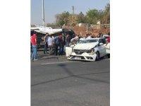 Diyarbakır'da trafik kazası: 3 yaralı