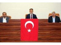 Bitlis İl Genel Meclisinden Mehmetçik'e tam destek