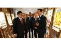 AK Parti Genel Başkan Yardımcısı Yılmaz, Gül Baba Türbesi'ni ziyaret etti
