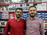 """Bulduğu paranın sahibini arayan Esnaf İbrahim Turan: """"Helal para hiçbir zaman kaybolmaz"""""""
