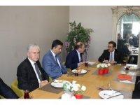 """Bakan Yardımcısı Aksu: """"Erzincan ekonomisi tarım ve hayvancılığa bağlı"""""""