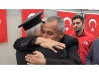 Jandarma Genel Komutanı'ndan şehit ailesine ziyaret