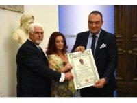 Dündar Keşaplı'ya İtalya'da bir ödül daha