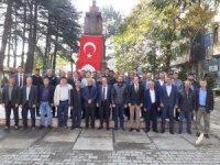 Şuhut'ta 19 Ekim Muhtarlar Günü törenle kutlandı