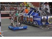 Mersin'de FRC Liseler Arası Robotik Turnuvası heyecanı başladı