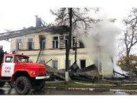 Rusya'da 2 katlı binada yangın: 7 ölü
