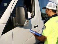 İstanbul'da 9 bin servis aracına denetim: 1 milyon lira ceza
