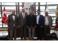 """Başkan Kazım Kurt: """"Demokratik kitle örgütlerine destek olmaya devam edeceğiz"""""""