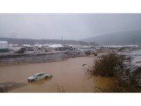 Rusya'daki 15 kişinin öldüğü baraj faciasının görüntüleri ortaya çıktı