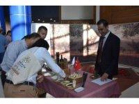 İnya, 2. Uluslararası Tarım Çevre ve Sağlık Kongresi'nde görücüye çıktı