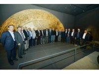 """Türkmenoğlu: """"Müze, Van turizmine büyük katkı sunacak"""""""