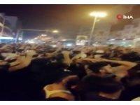 """Lübnan sokaklarında Erdoğan sloganları: """"Canımız kanımız sana feda olsun Erdoğan"""""""