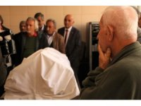 8 yıllık kadavra törenle toprağa verildi