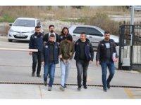 Bolu'da, terör propagandası yapan 2 kişi adliyeye sevk edildi