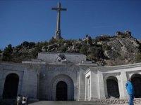 İspanya'da Franco'nun mezar yeri perşembe günü değiştiriliyor