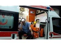 Otomobil ile kamyon çarpıştı 2'si ağır 4 kişi yaralandı