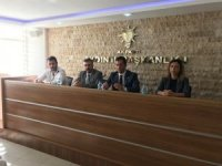 AK Partili Koordinatör Milletvekili Kaya, Aydın'ı ziyaret etti