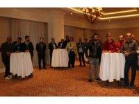 Van Spor Gazetesi için tanıtım toplantısı