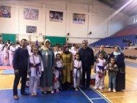 Fatsa'da karate müsabakaları