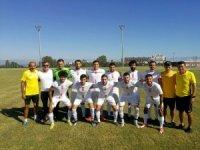 Muratpaşa Belediyespor'un A Takımı haftayı galibiyetle kapadı