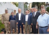 Yörük Ana'dan, Barış Pınarı Harekatı'ndaki askerlere kurban