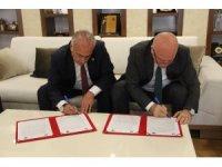 Büyükşehir Belediyesi ve Atatürk Üniversitesi arasında sınav protokolü