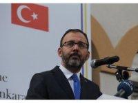 """Bakan Kasapoğlu: """"Türkiye, Bosna-Hersek'in istikrarını ve toprak bütünlüğünü desteklemektedir"""""""