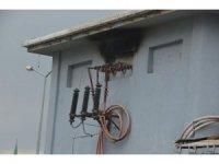 Trafoda elektrik akımına kapılan işçi ağır yaralandı