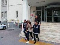 2 yıldır aranan kadın hırsızlar yakalandı