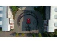 Öğrencilerden Barış Pınarı Harekatı'na klipli destek