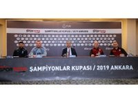 Galatasaray'da hedef Şampiyonlar Kupası