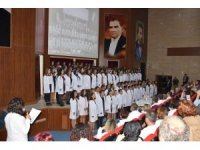 Doktor adayları beyaz önlüklerini giydi