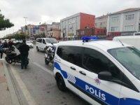 Avcılar'da yunus polisinin karıştığı trafik kazası: 1 polis yaralı