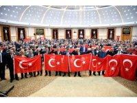 Malatya'da Muhtarlar Günü Buluşması gerçekleştirildi
