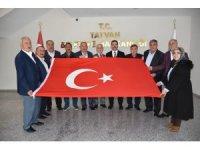 Tatvan Belediye Meclisinden 'Barış Pınarı Harekatı'na destek