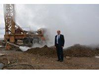 Sandıklı'da jeotermal enerji ile ısınma sezonu başladı