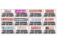 Sinop'ta yayın yapan 12 gazete aynı manşetle çıktı