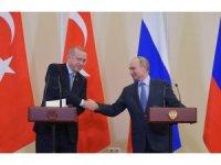 """Putin: """"Türkiye'nin endişelerini anlıyoruz"""""""