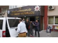 Gebze'de iki kişiyi silahla yaralayan zanlı tutuklandı